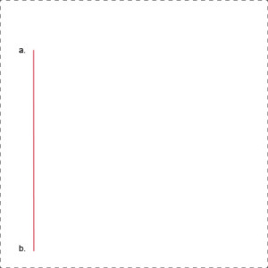 Drawing the cone pattern 1