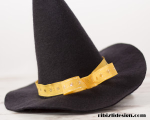 How to make a Witch Hat for you, for your little ones, or for yo