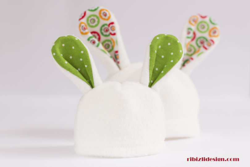 Bunny Ear Hat Sewing Pattern